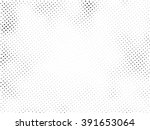 halftone pattern. halftone... | Shutterstock .eps vector #391653064