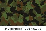 camouflage background | Shutterstock . vector #391731373