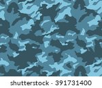 camouflage background | Shutterstock . vector #391731400