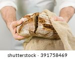 Freshly Baked Bread From The...