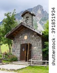 little church situated in the