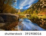 Canyon, - stock photo