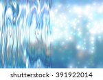 set of abstract backgrounds blue | Shutterstock . vector #391922014