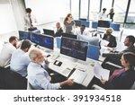 business team finance stock