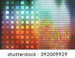 set of abstract backgrounds... | Shutterstock . vector #392009929