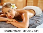 body care. spa woman. beauty...   Shutterstock . vector #392012434