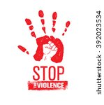 Stop The Violence Stamp....