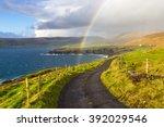 Typical Ireland   Coast  Green...