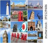 London Photo Collage