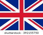 United Kingdom Flag  British...