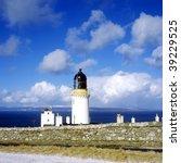 lighthouse  dunnet head ...