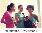 fitness  sport  training  gym...   Shutterstock . vector #392296660