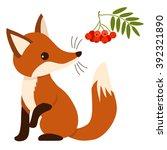 flat vector illustration of a... | Shutterstock .eps vector #392321890