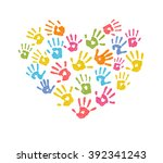 vector illustration of a... | Shutterstock .eps vector #392341243