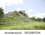 itokazu gusuku  itokazu castle... | Shutterstock . vector #392389534