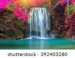 Erawan Waterfall  Beautiful...