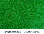 green lawn for background | Shutterstock . vector #392546848
