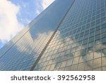 reflection | Shutterstock . vector #392562958