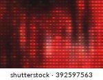 image of defocused stadium... | Shutterstock . vector #392597563