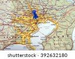 the hague  netherlands march 16 ... | Shutterstock . vector #392632180