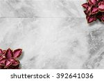 marble funeral background | Shutterstock . vector #392641036