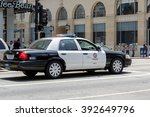 los angeles  usa   may 27  2009 ... | Shutterstock . vector #392649796
