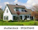 Dutch Country House  Shutter...