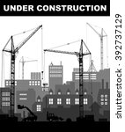 """under construction"" concept at ... 