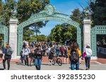 berkeley  california   march 16 ... | Shutterstock . vector #392855230
