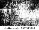 contrast grunge texture | Shutterstock . vector #392885044