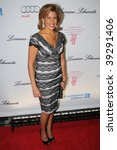 NEW YORK, NY - OCTOBER 20: Hoda Kotb attends the 2009 Angel Ball on October 20, 2009 in New York City. - stock photo