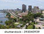 abidjan  ivory coast  c te d... | Shutterstock . vector #393040939