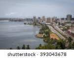 abidjan  ivory coast  c te d... | Shutterstock . vector #393043678