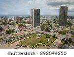 abidjan  ivory coast  africa.... | Shutterstock . vector #393044350