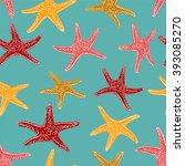 vector seamless pattern  ... | Shutterstock .eps vector #393085270