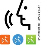 voice command symbol for...