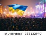 kiev  ukraine   24 november ... | Shutterstock . vector #393132940
