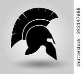Spartan Helmet Silhouette ...