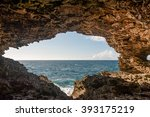 Animal Flower Cave In Barbados. ...