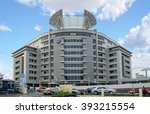 stanbic bank in accra plays a... | Shutterstock . vector #393215554
