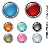 button sets | Shutterstock . vector #39322060