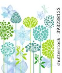spring is coming   Shutterstock .eps vector #393238123