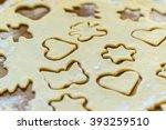 Cookie Dough Figurines