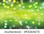 bokeh light  shimmering blur...   Shutterstock . vector #393264673