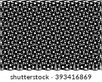 black and white abstract... | Shutterstock . vector #393416869