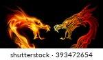 Raster Version. Two Dragon...