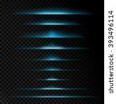 transparent light effects ...   Shutterstock .eps vector #393496114
