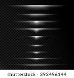 transparent light effects ...   Shutterstock .eps vector #393496144