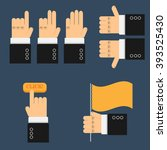 A Set Of Hand Gestures. 1 2 3...