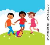 stock cartoon illustration of a ... | Shutterstock . vector #393533170